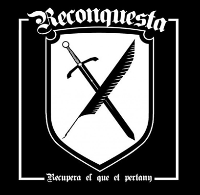 "Reconquesta ""Recupera el que et pertany"" (2nd press)"