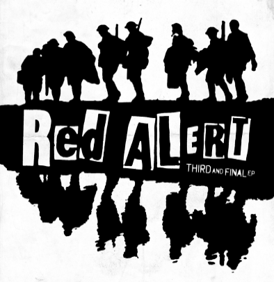 "CPR021-Red Alert ""Third and Final EP"" (Vinilo blanco)"