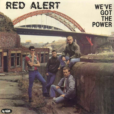 "Red Alert ""We've Got The Power"""