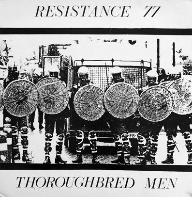 "Resistance 77 ""Thoroughbred Men"""