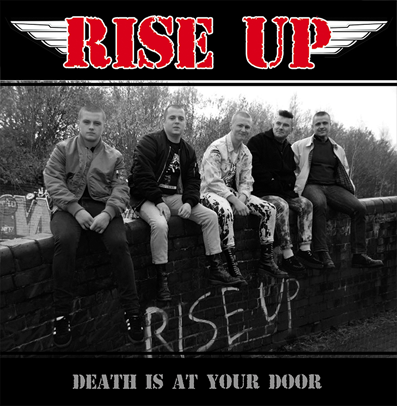 "Rise Up ""Death is at your door"" (White vinyl)"