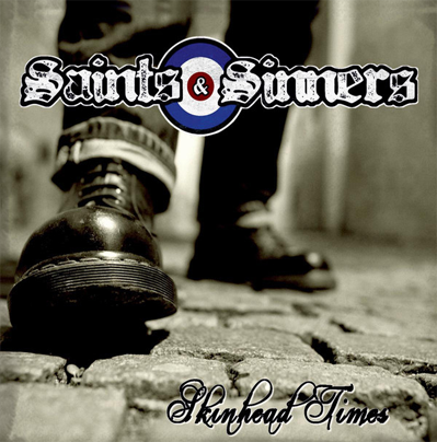 "Saints & Sinners ""Skinhead Times"" (Red vinyl)"