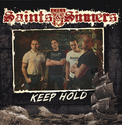 "Saint & Sinners ""Keep hold"""