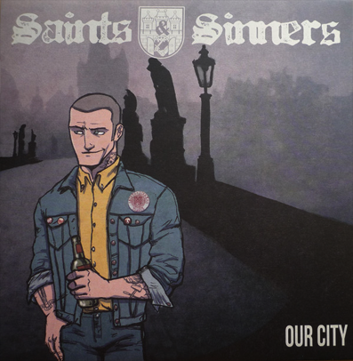 "Saints & Sinners ""My world/Our city"" (3rd press)"