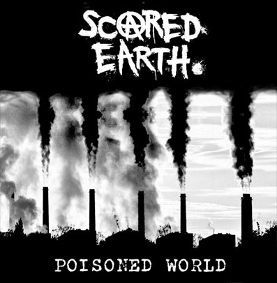 "Scared Earth ""Poisoned world"""