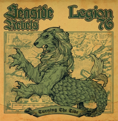 "Seaside Rebels/Legion 76 ""Turning the tide"""