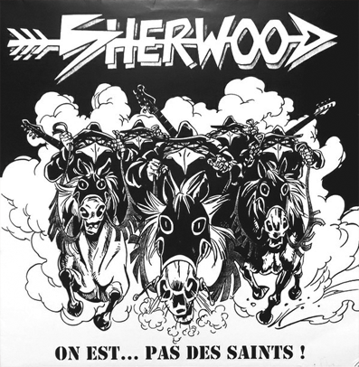 "Sherwood ""On est... Pas des saints"" (Vinilo blanco)"
