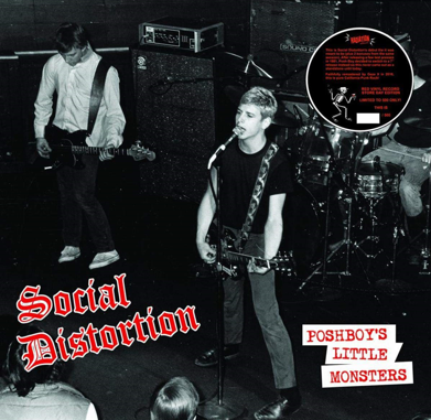 "Social Distortion ""Poshboy's Little Monsters"""