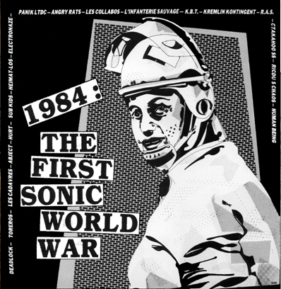 "VV.AA. ""1984-The First Sonic World War"""
