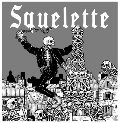 "Squelette ""s/t"" (2nd press)"