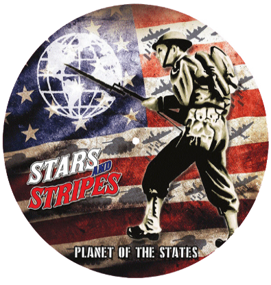 "Stars and Stripes ""Planet of the States"""