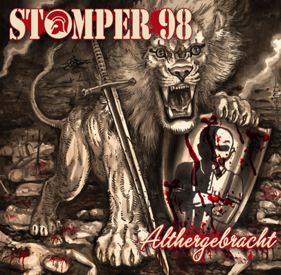 "Stomper 98 ""Althergebracht"" (Gatefold/Red vinyl)"