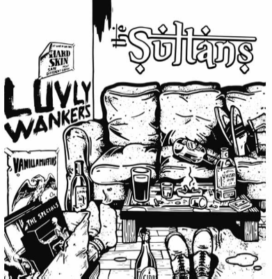 "The Sultans ""Luvly Wnkers"""