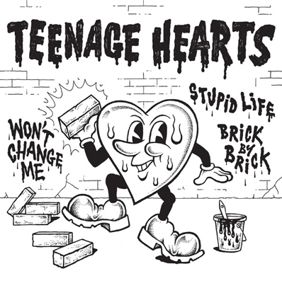 "Teenage Hearts ""s/t"""