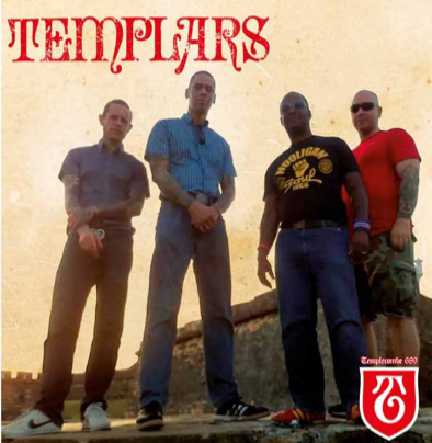 "The Templars/Odio Simple ""Split"""