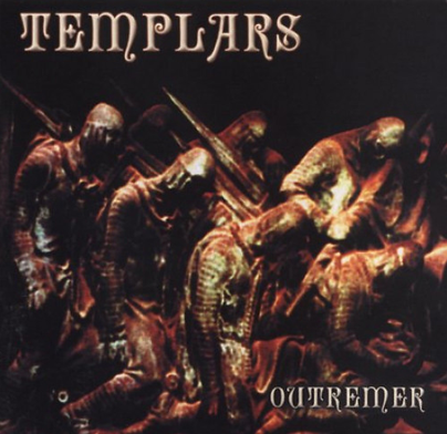 "The Templars ""Outremer"" (Clear vinyl)"