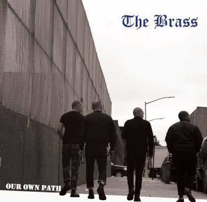 "The Brass ""Our own path"" (Blue vinyl)"