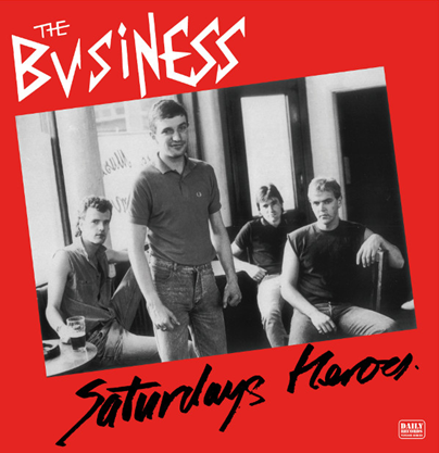 "The Business ""Saturdays Heroes"""