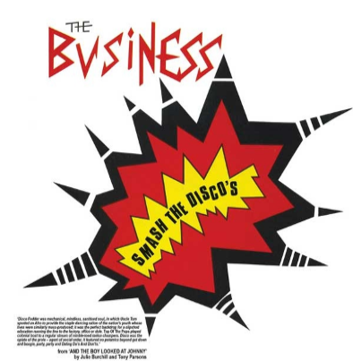 "The Business ""Smash The Disco's"""