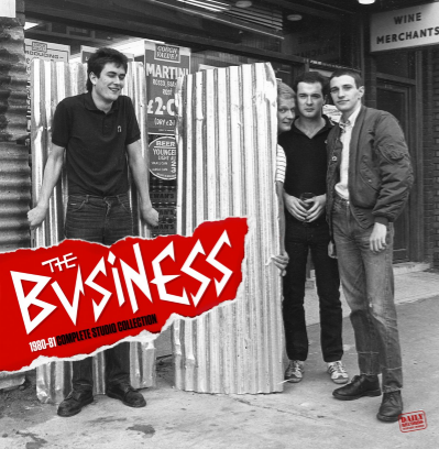 "The Business ""1980-81-Complete Studio Collection"""