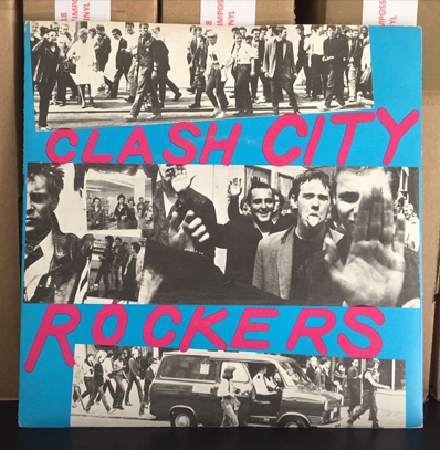 "The Clash ""Clash City Rockers"""