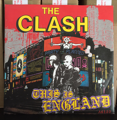 "The Clash ""This is England"""