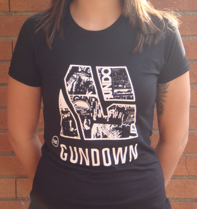 The Gundown (Girl-Size M)
