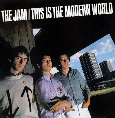 "The Jam ""This is a modern world"""