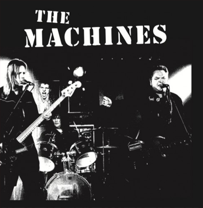 "The Machines ""s/t"""