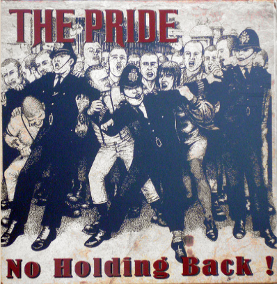 "The Pride ""No holding back!"""