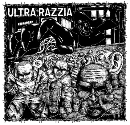"Ultra Razzia ""s/t"" (2nd press)"
