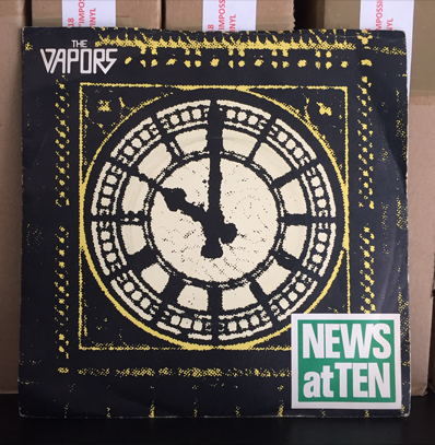 "The Vapors ""News at ten"""