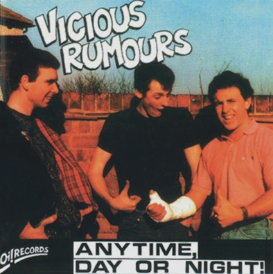 "Vicious Rumours ""Anytime, Day or Night"""