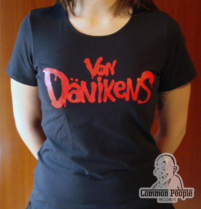 "Von Dänikens ""Logo Warriors"" (Girl-Size M)"