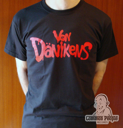 "Von Dänikens ""Logo Warriors"" (Size S)"