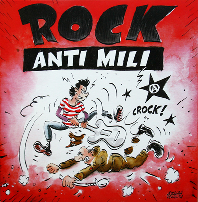"VV.AA. ""Rock Anti Mili"""