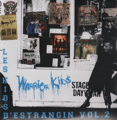 "Warrior Kids ""Les Kids D'Estrangin Vol. 2 (2002-2014)"" (Gatefold)"