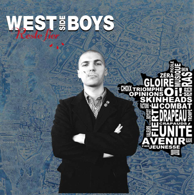 "West Side Boys ""Reste Fier"""