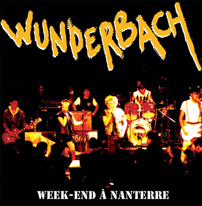 "Wunderbach ""Week-End à Nanterre"""