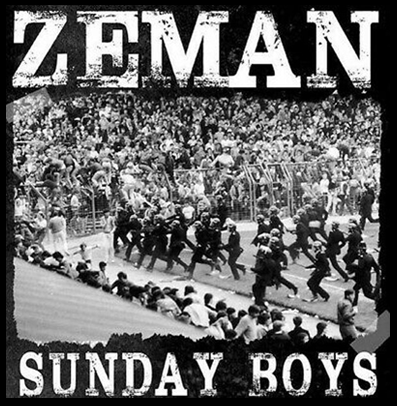 "Zeman ""Sunday Boys"" (180gr. vinyl)"